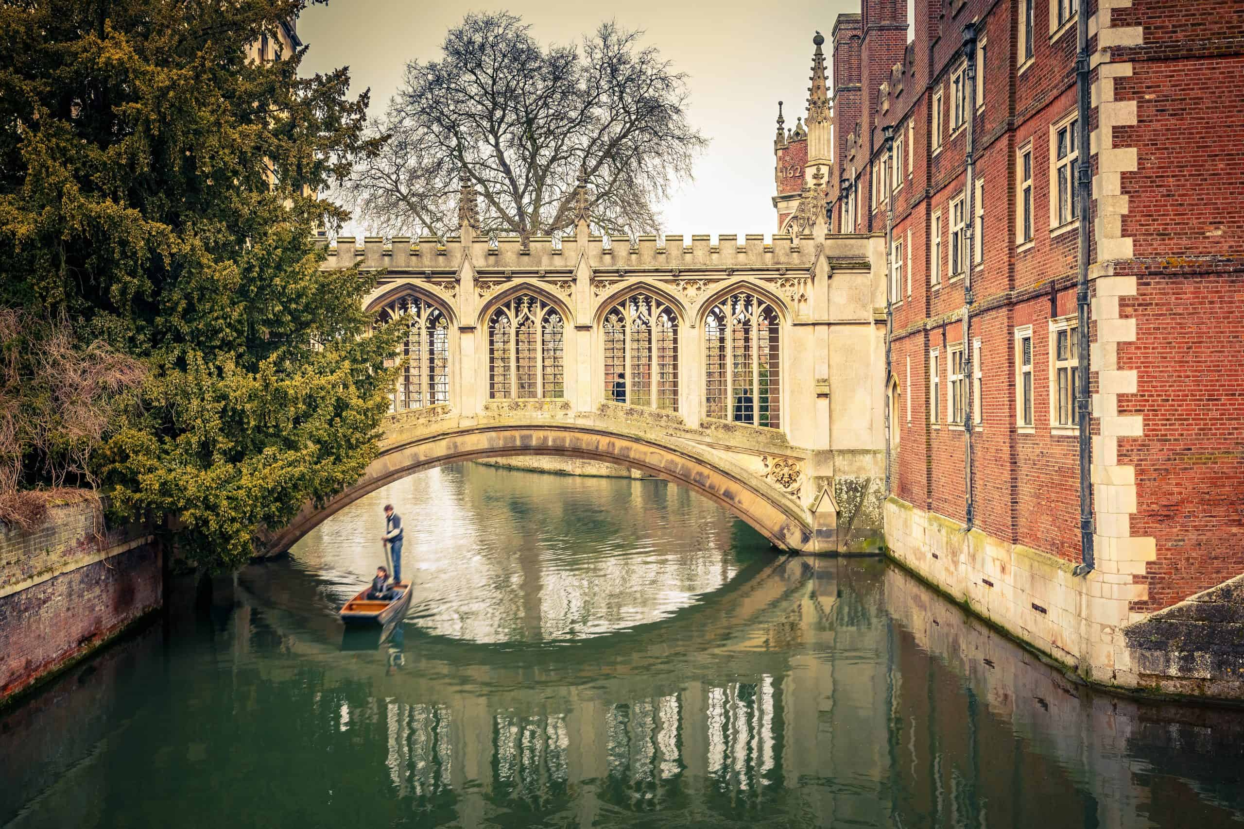 The Bridge of Sigh, Cambridge